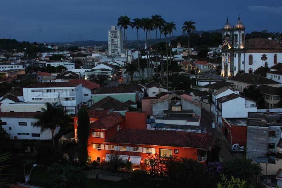 Vista da Cidade Histórica