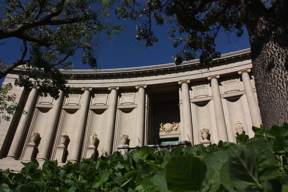 O edifício neoclássico, no Parque Sarmiento, abriga o Museu de Bellas Artes Emilio Caraffa. No acervo focado em arte contemporânea, destacam-se artistas argentinos Emilio Pettoruti e Martín Blazsko
