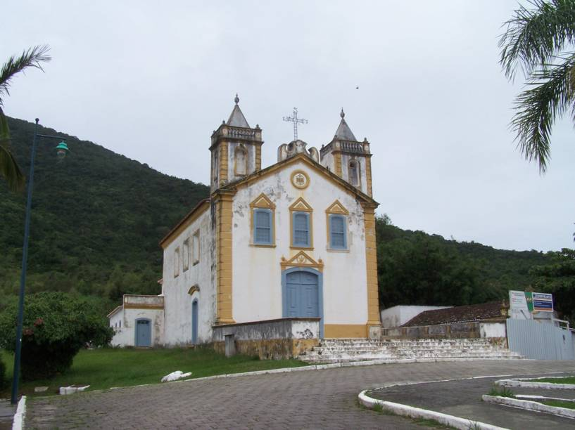 Igreja da Nossa Senhora da Lapa do Ribeirão