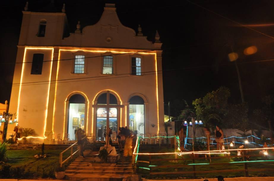 Igreja Nossa Senhora da Luz em Morro de São Paulo