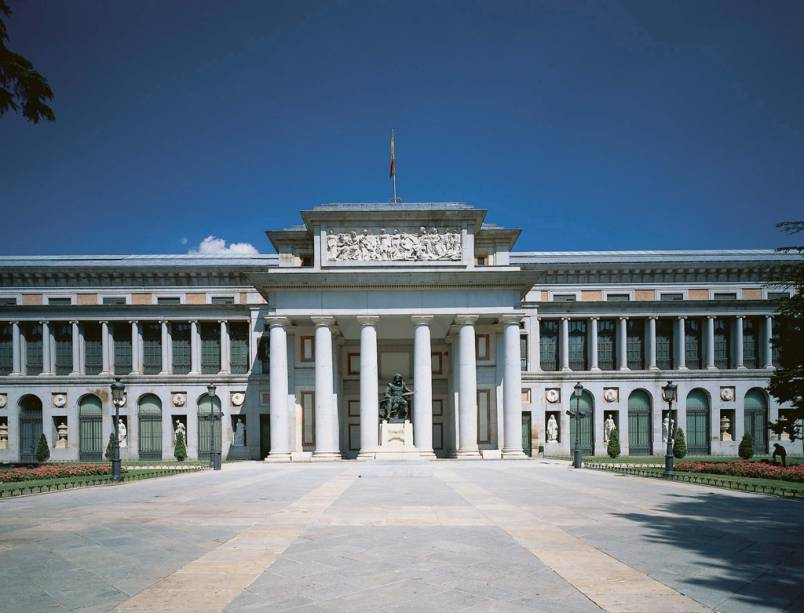 O destaque do Museu do Prado fica para as obras de pintores espanhóis como Velázquez, Goya e El Greco