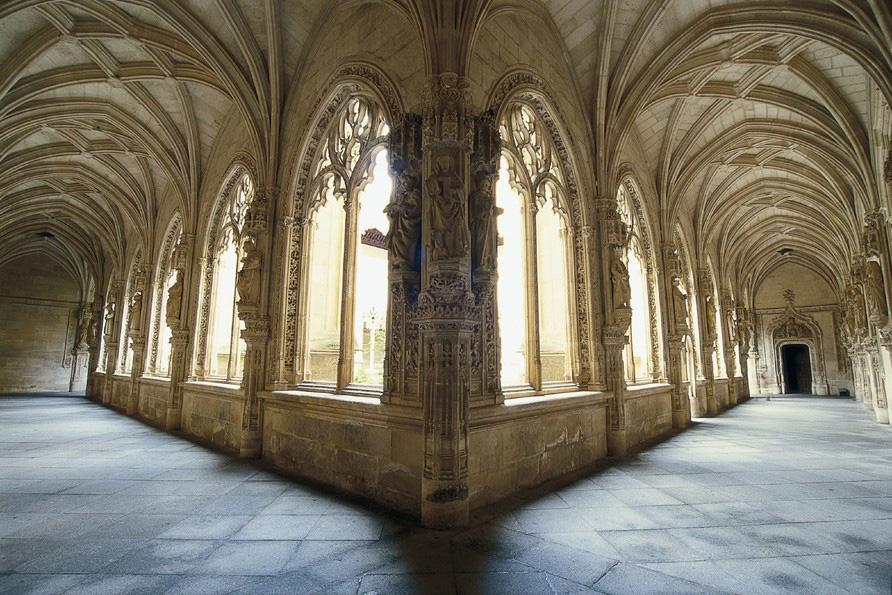 Interior do Claustro San Juan dos Reis, em Toledo