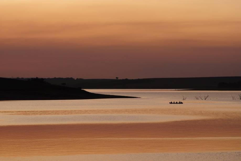 """Lago de Furnas, em <a href=""""http://viajeaqui.abril.com.br/estados/br-minas-gerais"""" rel=""""Minas Gerais"""" target=""""_blank"""">Minas Gerais</a>"""