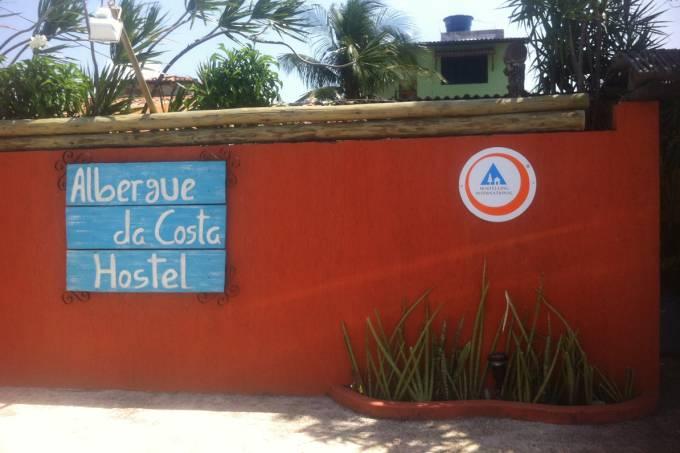 Albergue da Costa, Natal, Rio Grande do Norte