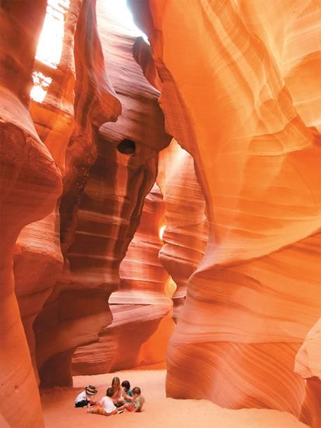 """<strong>Antelope Canyon - <a href=""""http://viagemeturismo.abril.com.br/paises/estados-unidos/"""" target=""""_blank"""">Estados Unidos</a></strong>"""
