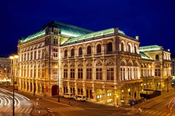 Ópera de Viena, Áustria