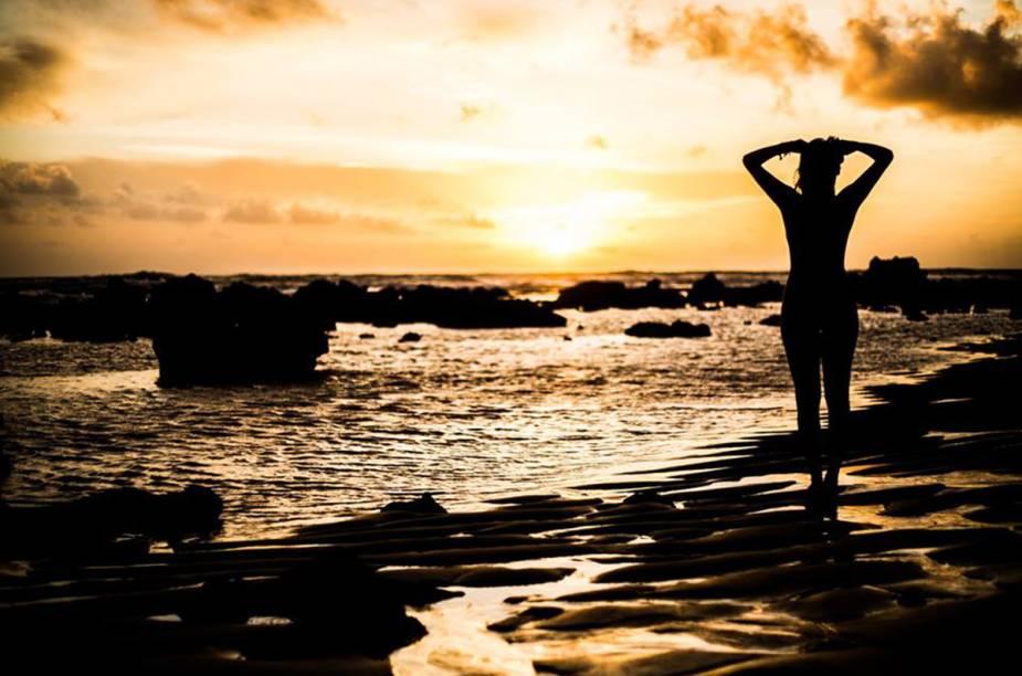 """Ensaio para Nu Mondo na <a href=""""http://viajeaqui.abril.com.br/estabelecimentos/br-rn-praia-da-pipa-atracao-praia-do-amor-dos-afogados-001"""" rel=""""Praia do Amor, em Pipa (RN)"""" target=""""_blank"""">Praia do Amor, em Pipa (RN)</a>"""