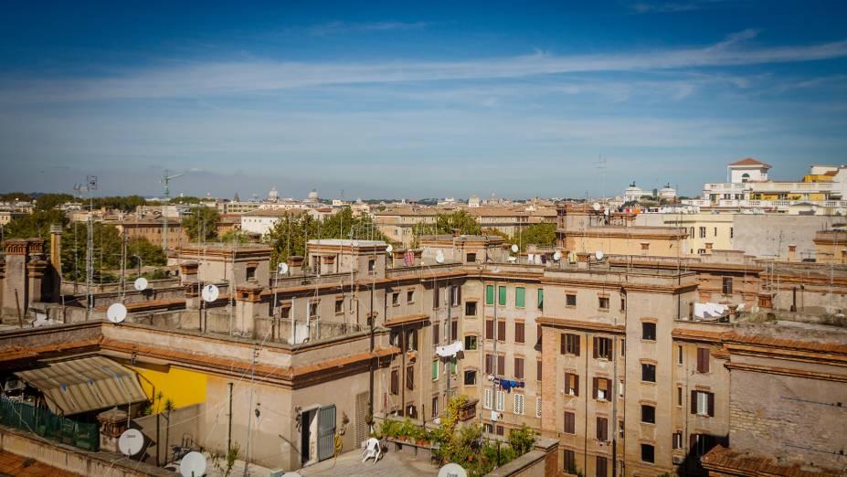 Para se sentir como um local, vale visitar o bairro de Testaccio, um dos mais tradicionais de Roma