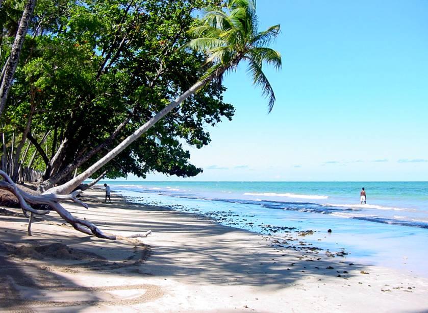 """<strong>Praia Bainema, Ilha de Boipeba</strong> A orla já é um atrativo e tanto: dezenas de coqueiros enfeitam as margens de uma praia quase deserta, de águas calmas e transparentes. Na maré baixa, é possível nadar entre as piscinas naturais.<a href=""""https://www.booking.com/searchresults.pt-br.html?aid=332455&sid=605c56653290b80351df808102ac423d&sb=1&src=searchresults&src_elem=sb&error_url=https%3A%2F%2Fwww.booking.com%2Fsearchresults.pt-br.html%3Faid%3D332455%3Bsid%3D605c56653290b80351df808102ac423d%3Bclass_interval%3D1%3Bdest_id%3D900050228%3Bdest_type%3Dcity%3Bdtdisc%3D0%3Bfrom_sf%3D1%3Bgroup_adults%3D2%3Bgroup_children%3D0%3Binac%3D0%3Bindex_postcard%3D0%3Blabel_click%3Dundef%3Bno_rooms%3D1%3Boffset%3D0%3Bpostcard%3D0%3Braw_dest_type%3Dcity%3Broom1%3DA%252CA%3Bsb_price_type%3Dtotal%3Bsearch_selected%3D1%3Bsrc%3Dindex%3Bsrc_elem%3Dsb%3Bss%3DPraia%2520do%2520Espelho%252C%2520Bahia%252C%2520Brasil%3Bss_all%3D0%3Bss_raw%3DPraia%2520do%2520Espelho%3Bssb%3Dempty%3Bsshis%3D0%26%3B&ss=Ilha+de+Boipeba%2C+Bahia%2C+Brasil&ssne=Praia+do+Espelho&ssne_untouched=Praia+do+Espelho&city=900050228&checkin_monthday=&checkin_month=&checkin_year=&checkout_monthday=&checkout_month=&checkout_year=&group_adults=2&group_children=0&no_rooms=1&from_sf=1&ss_raw=Ilha+de+Boipeba&ac_position=0&ac_langcode=xb&dest_id=-678564&dest_type=city&place_id_lat=-13.6167&place_id_lon=-38.9333&search_pageview_id=32f5912e29a800a2&search_selected=true&search_pageview_id=32f5912e29a800a2&ac_suggestion_list_length=5&ac_suggestion_theme_list_length=0"""" target=""""_blank"""" rel=""""noopener""""><em>Busque hospedagens na Ilha de Boipeba</em></a>"""