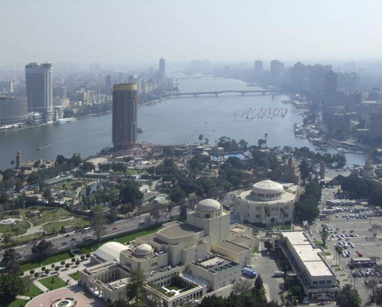 A vida no Egito depende totalmente do rio Nilo e no Cairo não é diferente. Aqui encontram-se várias das melhores opções de hospedagem e alimentação da cidade