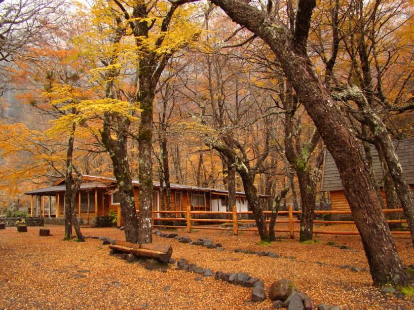 Com área de 710 mil hectares, o Parque Nahuel Huapi tem lagos, rios e montanhas. O local oferece esqui, pesca de trutas nos lagos, trekking e escalada