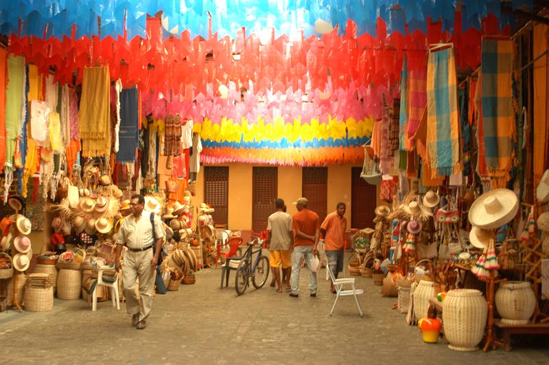 Mercado Municipal Antônio Franco em Aracaju (SE)