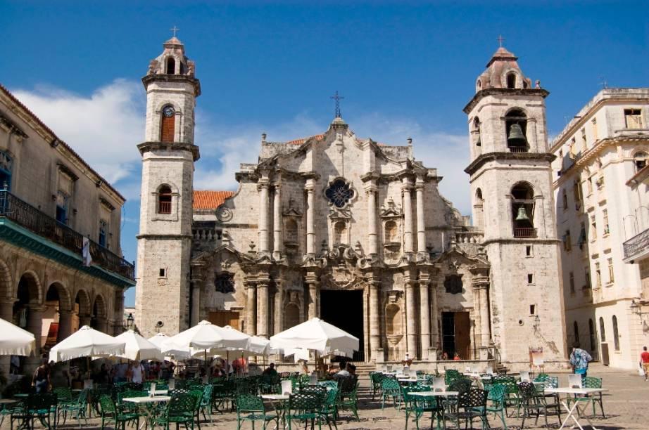 Catedral de Havana, Cuba
