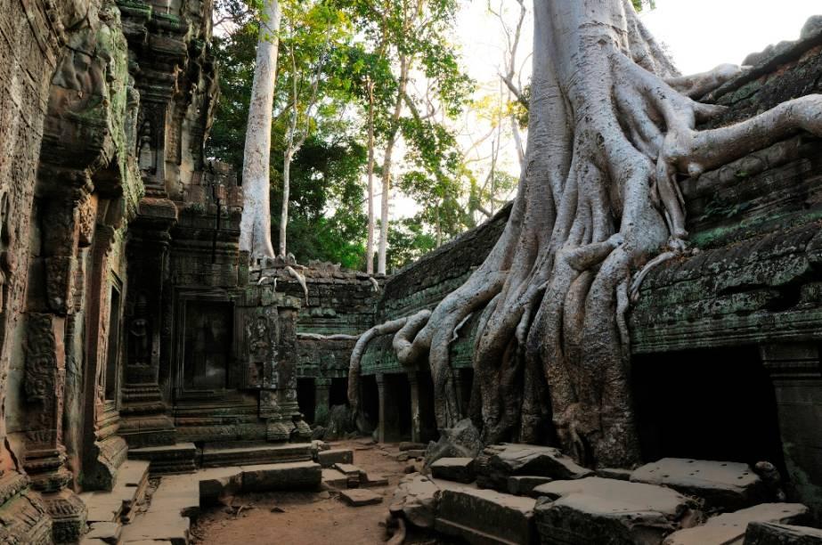 Com a ascensão da dituradura militar do Khmer Vermelho, nas décadas de 1960 e 70, os trabalhos arqueológicos foram paralisados e investimentos estrangeiros foram suspensos. Hoje, com apoio de organizações internacionais, os trabalhos foram retomados