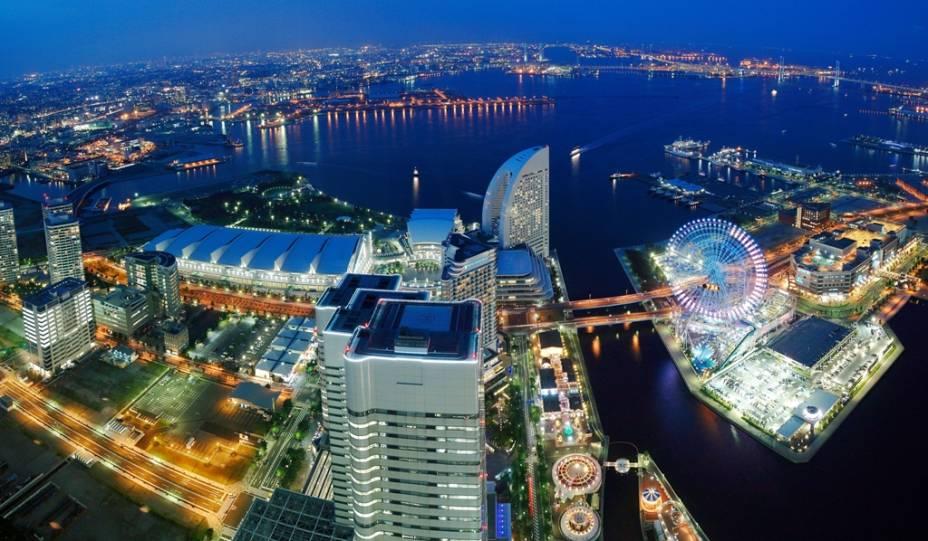 Yokohama é a segunda mais povoada cidade japonesa e é vizinha da capital Tóquio, contando com ótimas opções de hospedagem, lazer e entretenimento