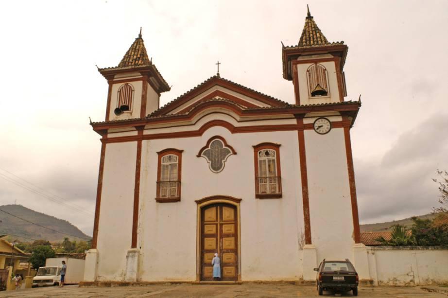 Igreja Matriz de Nossa Senhora da Conceição em Conceição do Mato Dentro, Minas Gerais