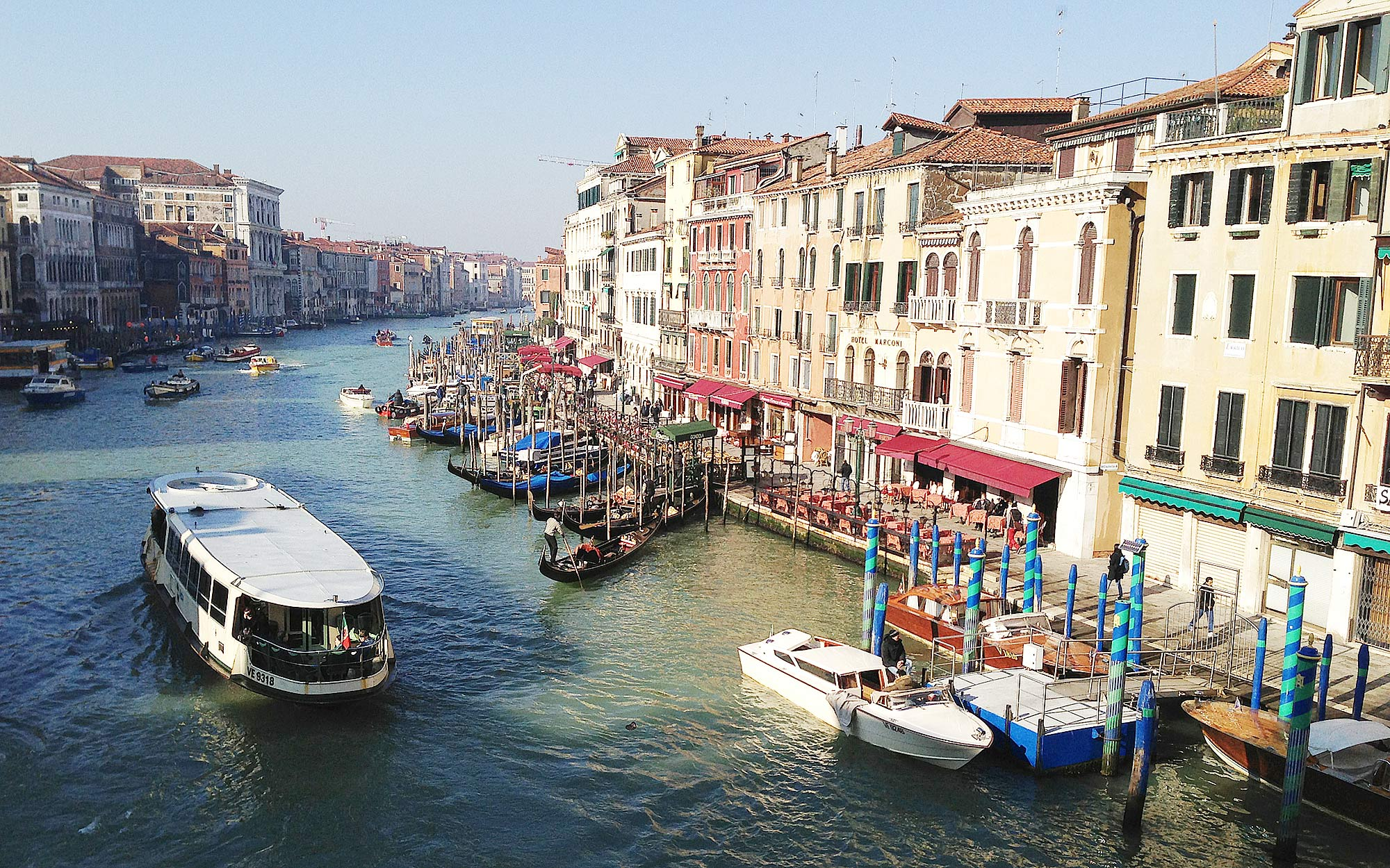 Grand Canal - Veneza, Itália