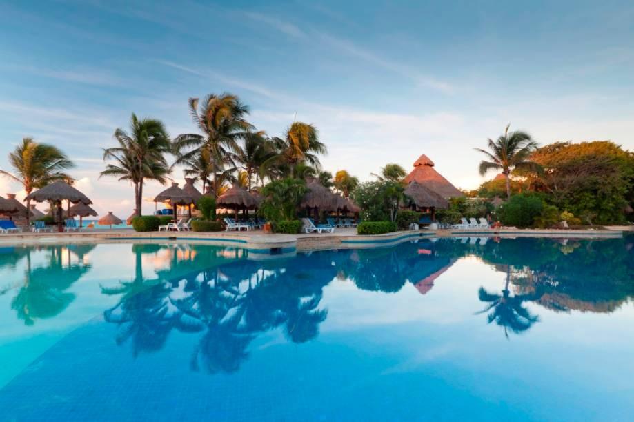 <strong>8. Playa del Carmen</strong>A zona hoteleria denominada Playcar estão os hotéis de categoria mais elevada