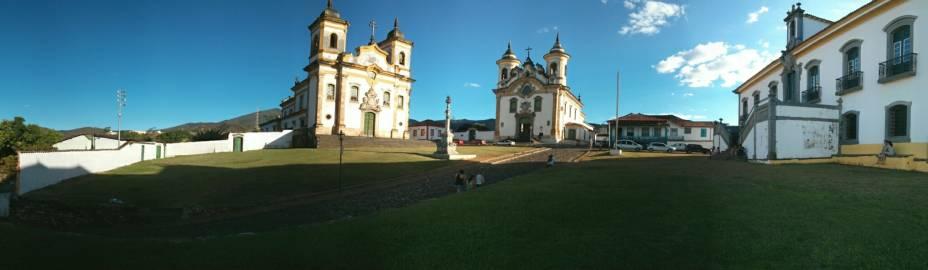 """<a href=""""http://viajeaqui.abril.com.br/cidades/br-mg-mariana"""" rel=""""Mariana"""">Mariana</a> foi a primeira vila de <a href=""""http://viajeaqui.abril.com.br/estados/br-minas-gerais"""" rel=""""Minas Gerais"""">Minas Gerais</a>, a primeira capital do estado e a cidade mais rica do Ciclo do Ouro"""
