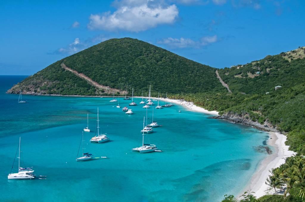 Ilhas Virgens Britânicas, Caribe