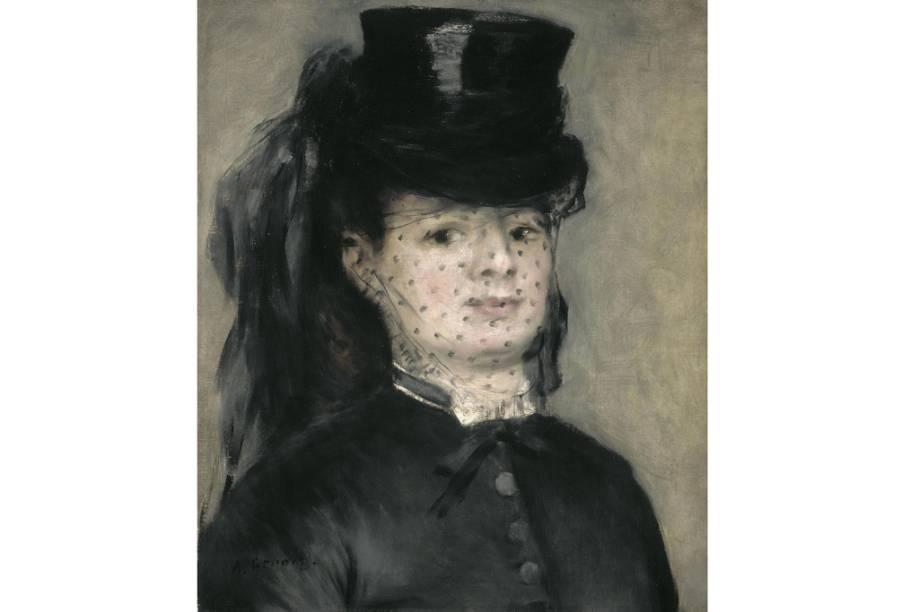 <em>Madame Darras</em>, de Auguste Renoir