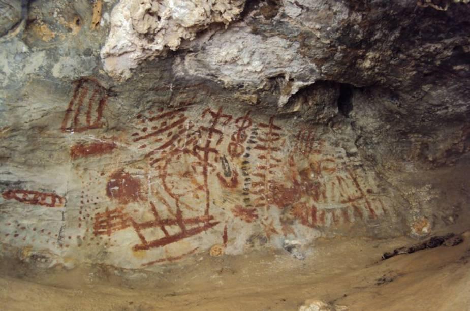 Oura opção para quem gosta de arqueologia é o Sítio Arqueológico Toca da Onça