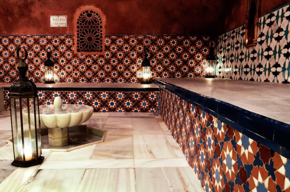 Banho árabe