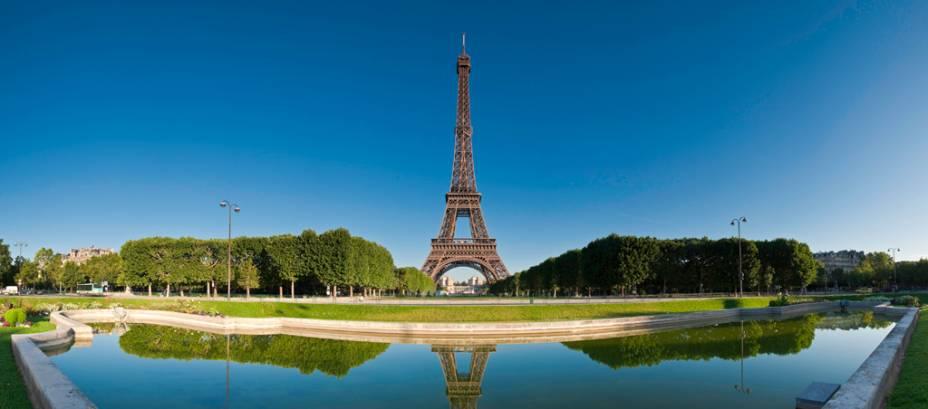 Torre Eiffel, em Paris, na França
