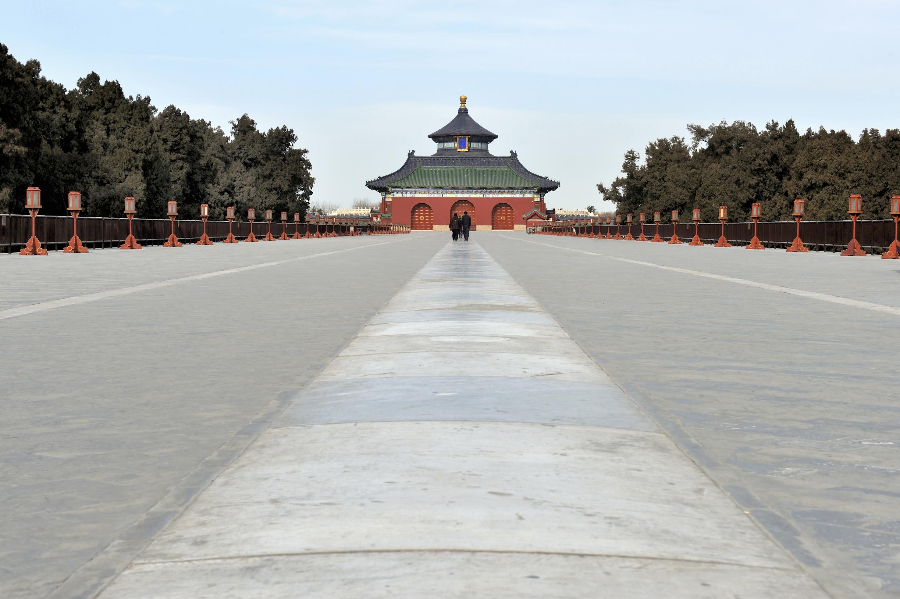 Templo do Céu, Pequim, China