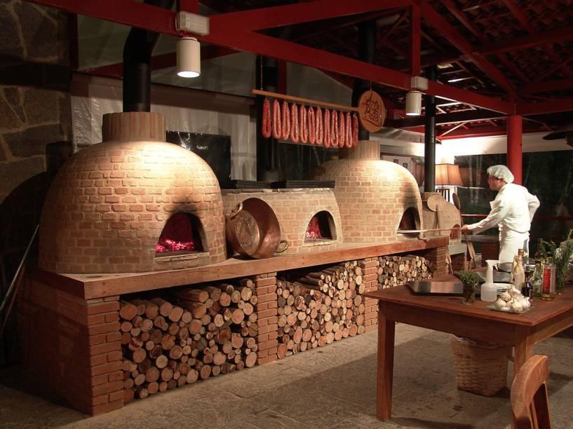 Pizzaria Arte da Pizza, no Grande Hotel Campos do JordãoS