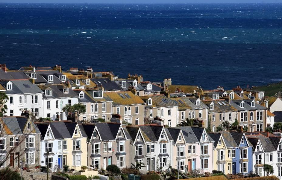 Saint Ives, no litoral da Cornuália, é uma daquelas típicas cidadezinhas britânicas com ar marítimo e muita organização