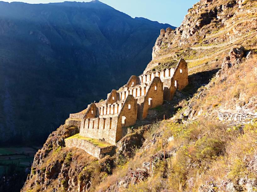<strong>Vale Sagrado</strong>Percorrer o Vale Sagrado é fundamental para entender a dimensão da cultura pré-colombiana e a própria importância de Machu Picchu