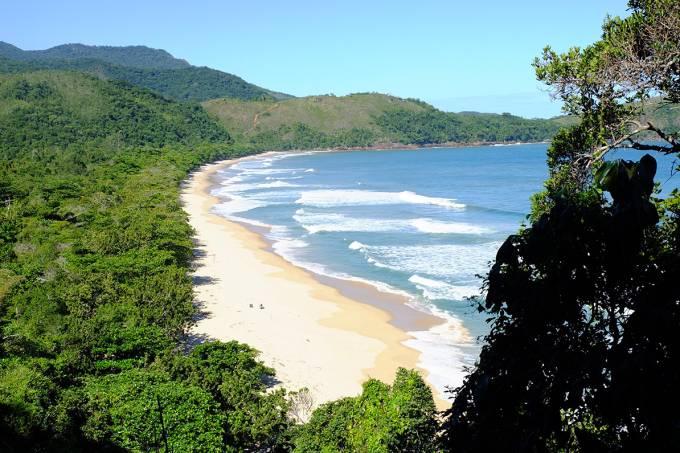 Praia do Sono, Paraty