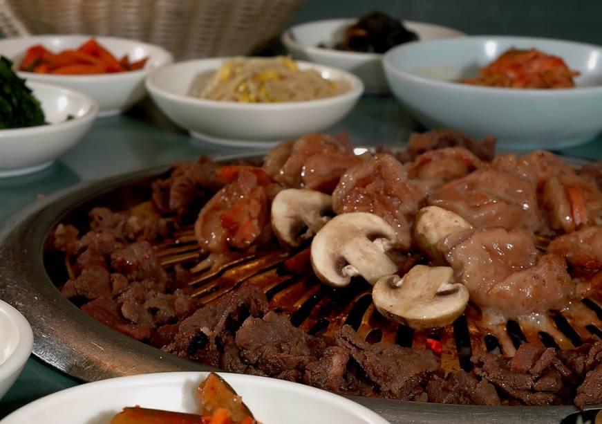 Bulgogi, o churrasco coreano