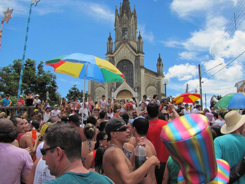 Carnaval em São Luiz do Paraitinga, São Paulo