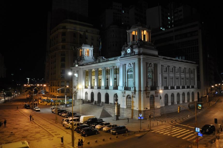 Palácio Pedro Ernesto, sede da Câmara Municipal do Rio de Janeiro