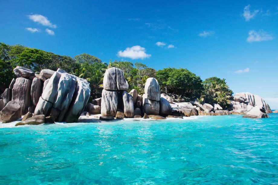 Ile Coco é uma pequena ilha próxima a La Digue