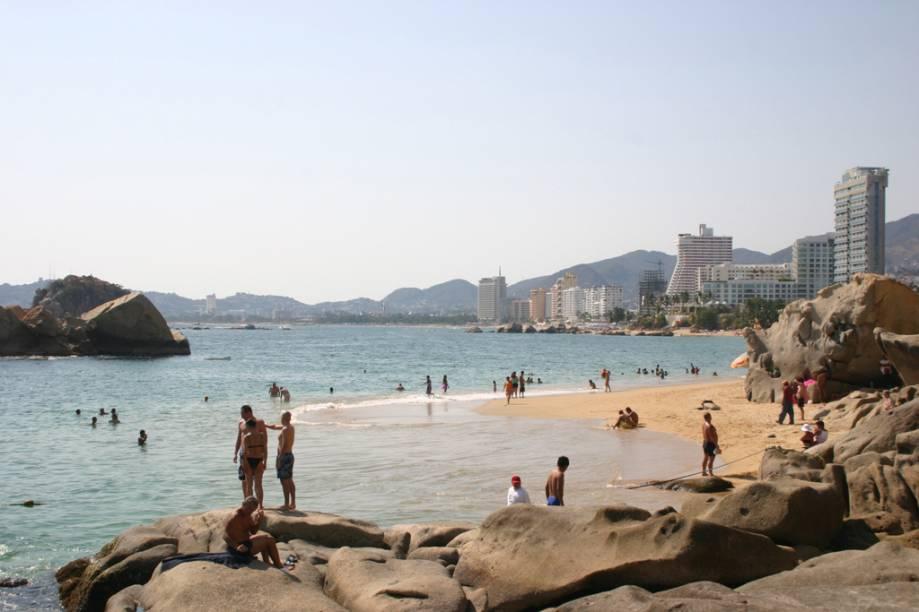 As praias de Acapulco já serviram de cenário para filmes de Elvis Presley