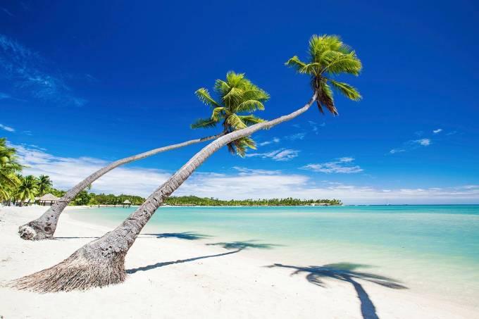 Arquipélago de Fiji, no Oceano Pacífico