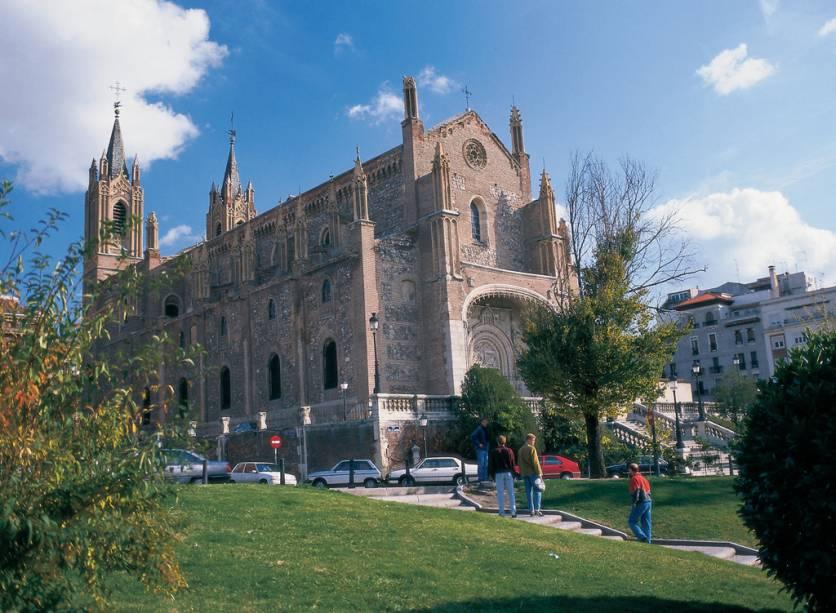 Igreja San Jerónimo el Real, construída no século 16