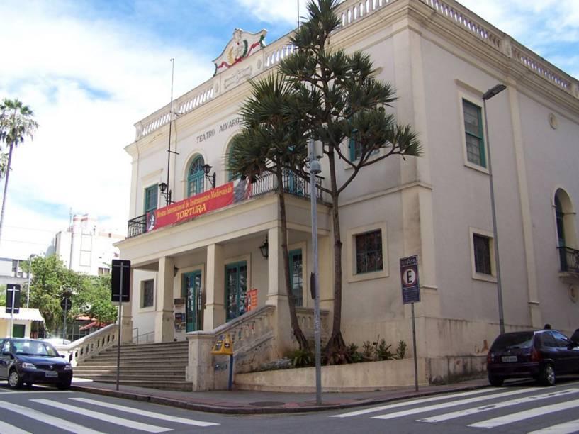 Teatro Álvaro de Carvalho