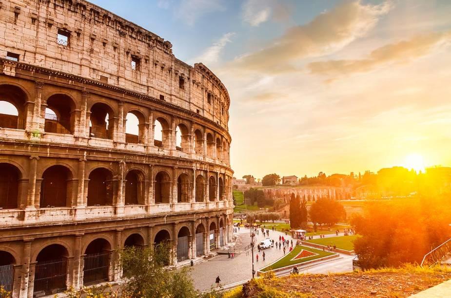 Mais clássico do que o Maracanã e a Bombonera juntos, esse museu a céu aberto é visitado numa tacada só com as ruínas do Fórum Romano e do Monte Palatino.<strong>Grátis no primeiro domingo do mês</strong><em>(preço regular:€ 12).</em>