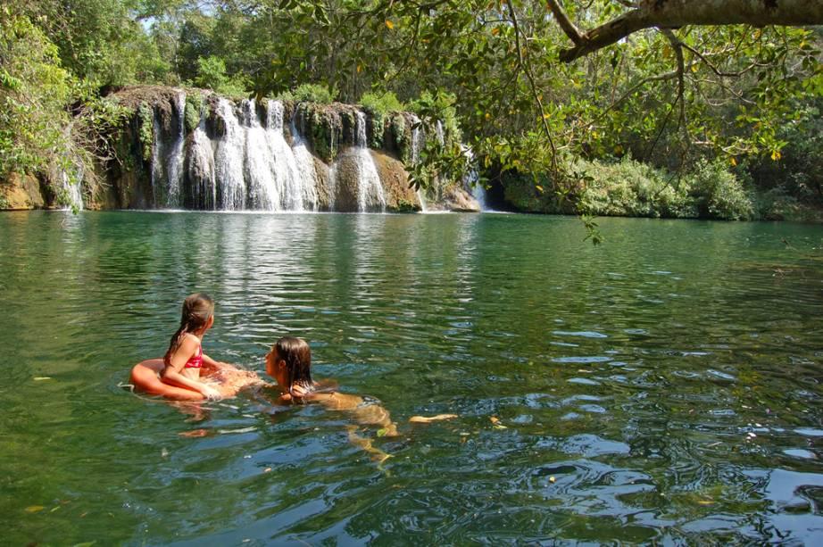 <strong>Parque das Cachoeiras</strong>: são seis cachoeiras com água cristalina