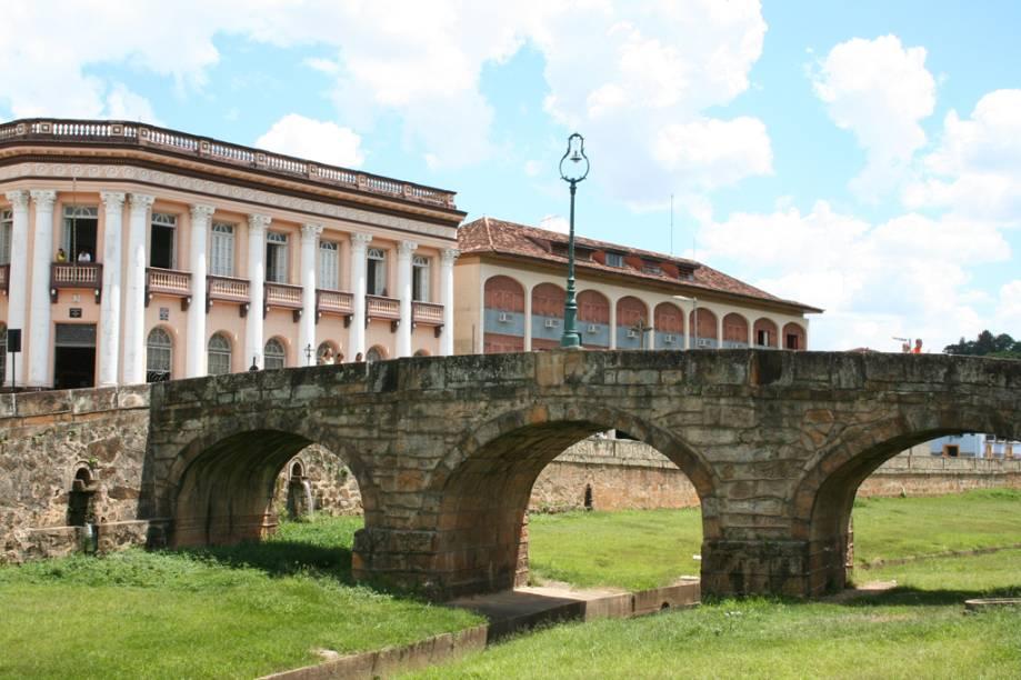 Ponte da Cadeia em São João Del Rei