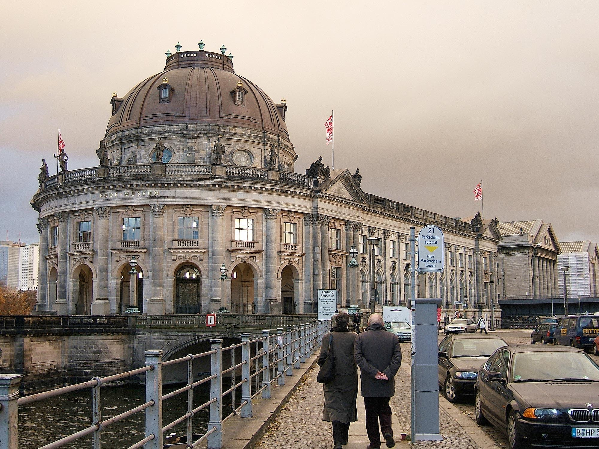 Bode-Museum - Berlim, Alemanha