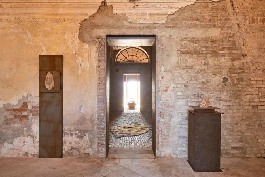 Construído dentro de um antigo castelo, o Museu da Merda é a nova atração em Castelbosco, na Itália