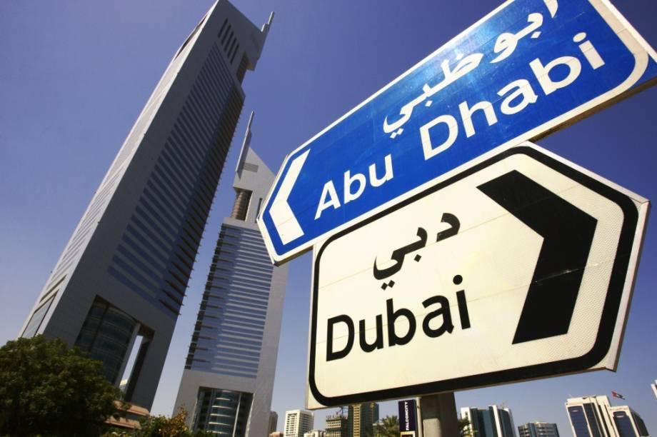 Sheiki Zhayed Road, em Abu Dhabi