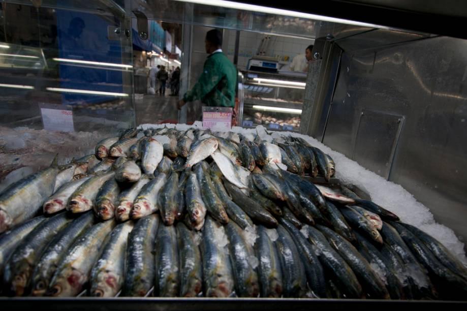 O Mercado Municipal também é uma boa pedida para comprar peixes e frutos do mar, que parecem frescos e saborosos. A loja de pescados Paola oferece uma gama de espécies marinhas que vão bem além das tradicionais