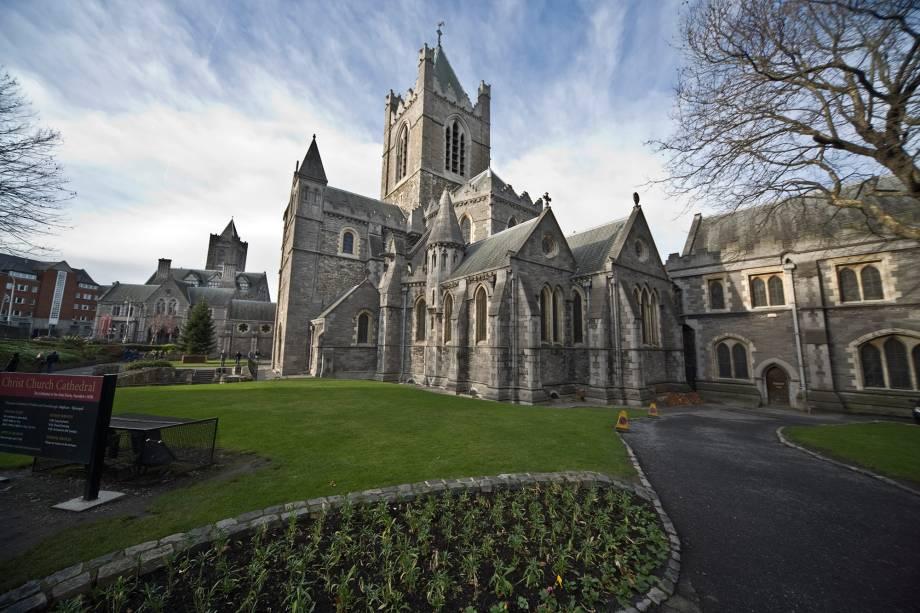 A Christ Church Cathedral é o principal templo católico do país