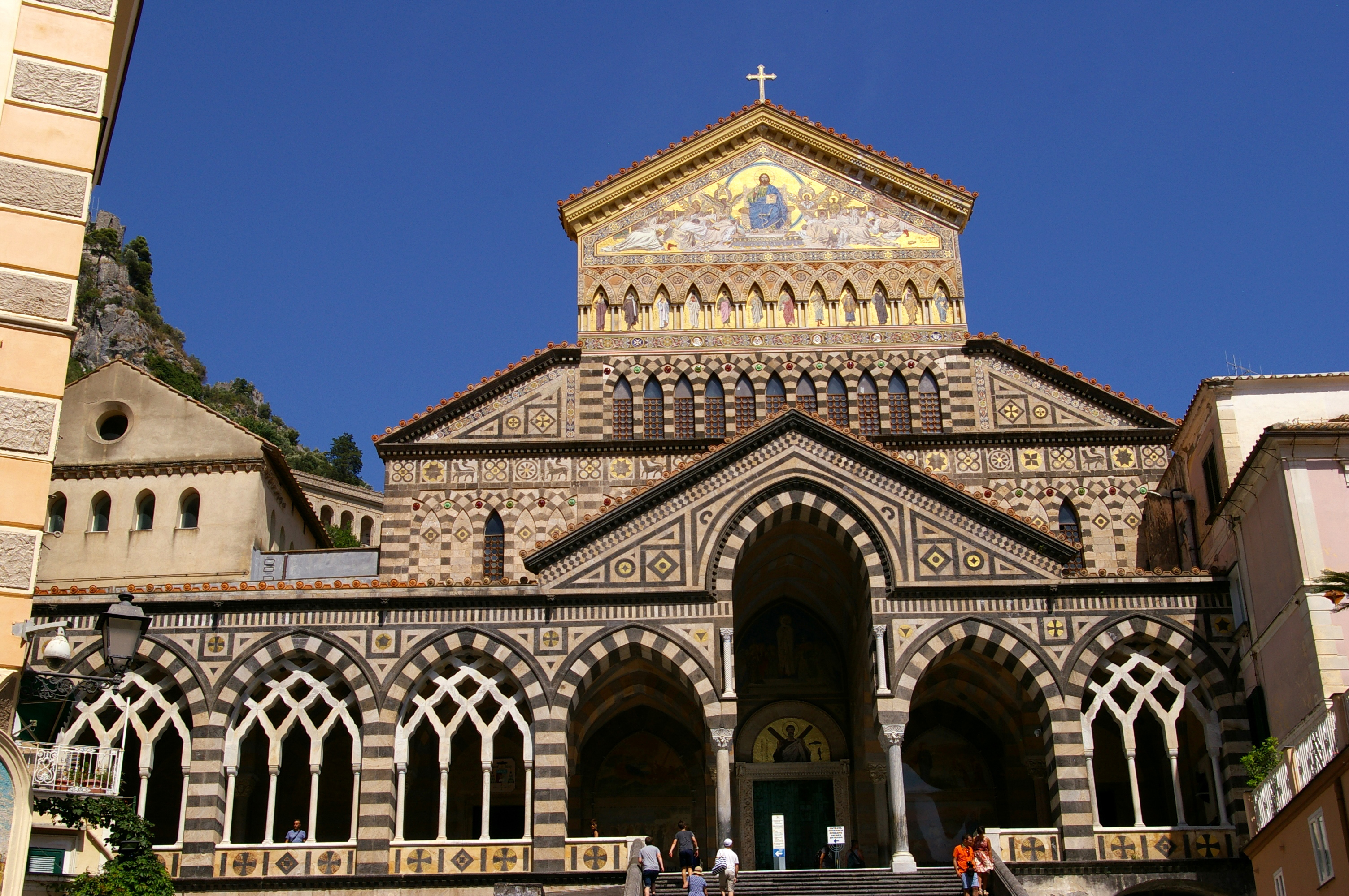 Catedral de Sant'Andrea, Amalfi, Itália